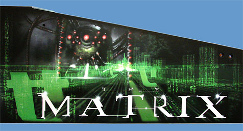 Matrix side panel